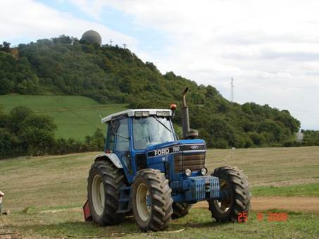 agriculture tracteur